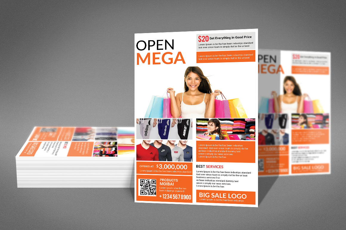 Paroduct Business Flyer example image 3