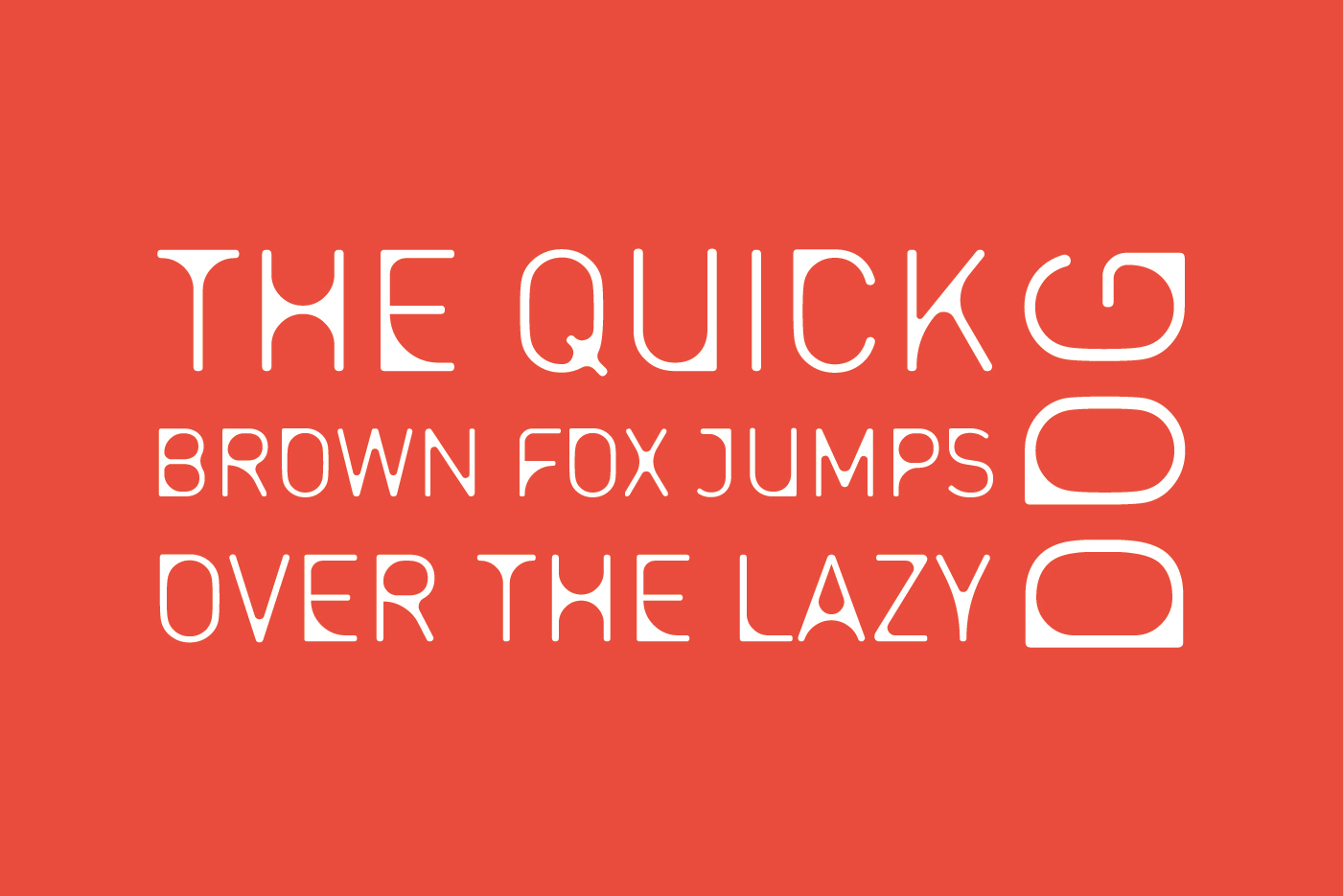 ENTRA Font example image 6