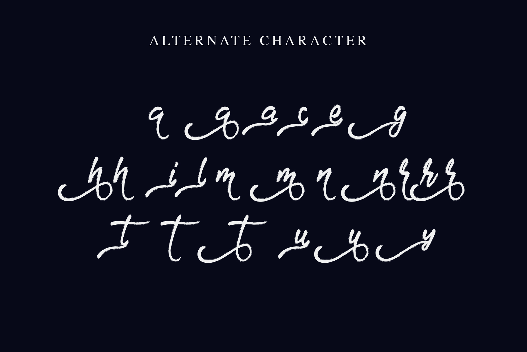 Brother - Handwritten Font example image 6