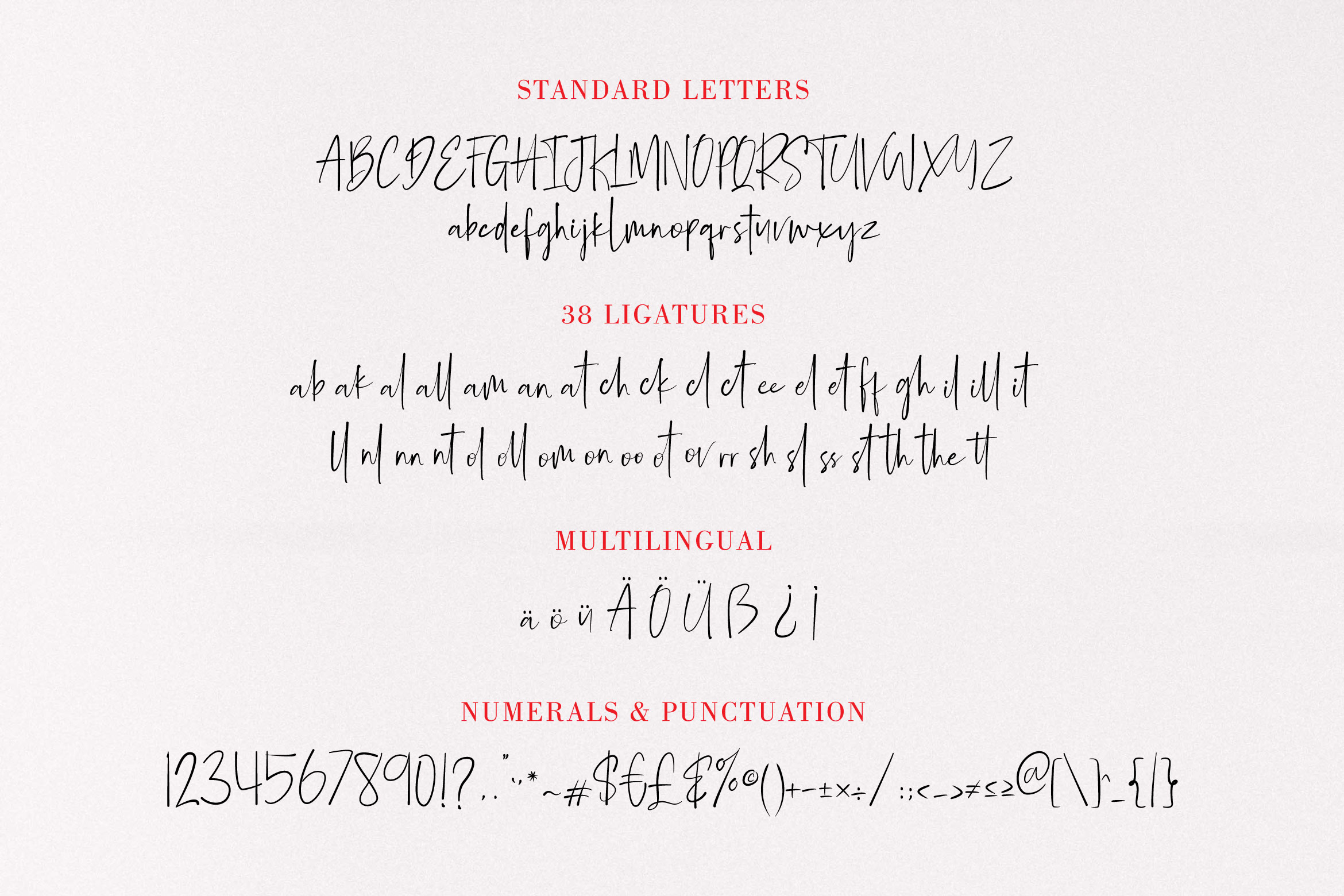 Maveline - A Modern Signature Font example image 8