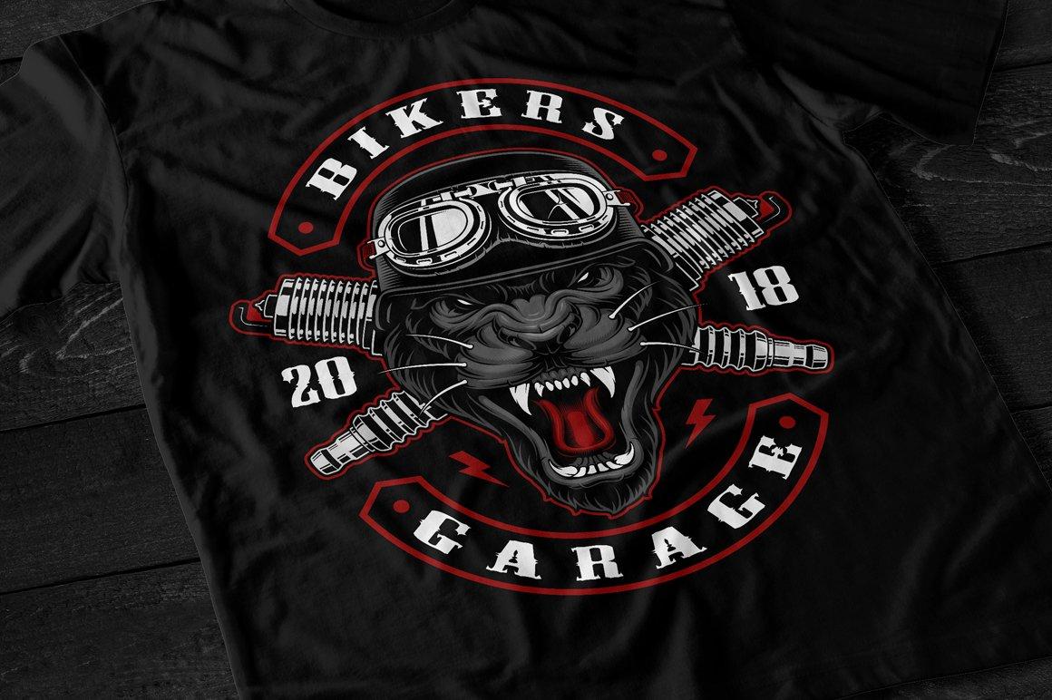 Panther Biker example image 2