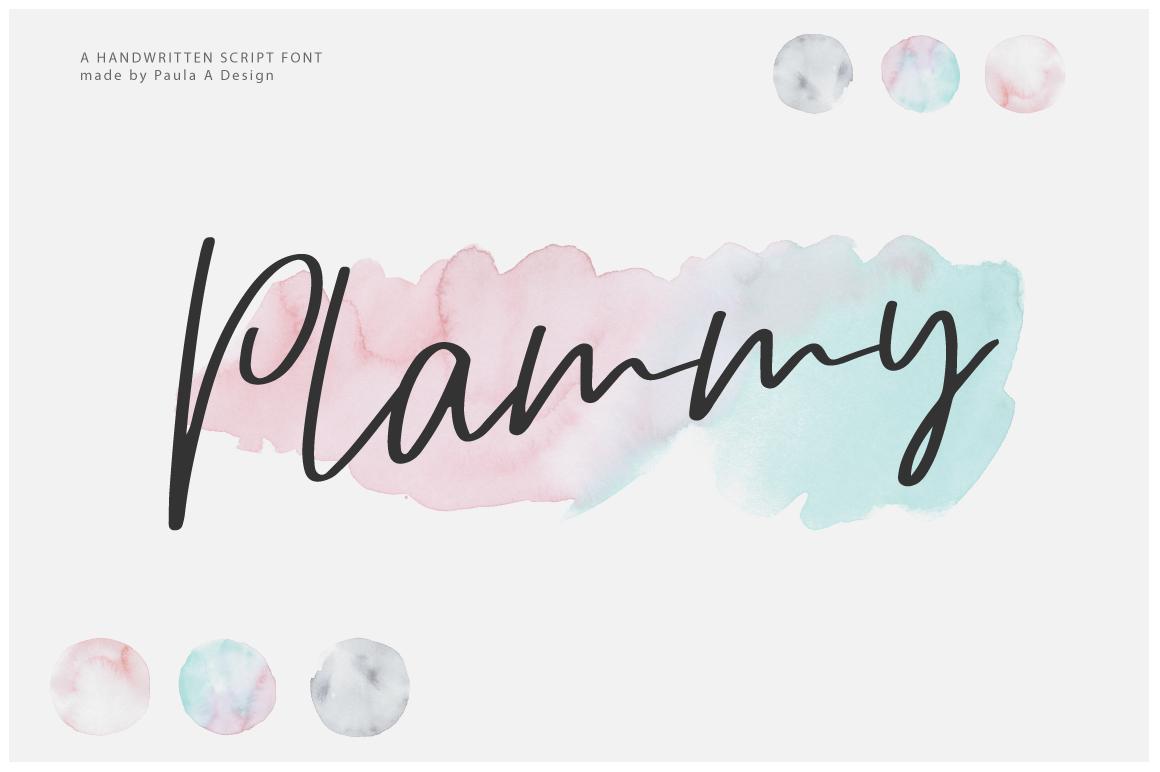 Plammy example image 1