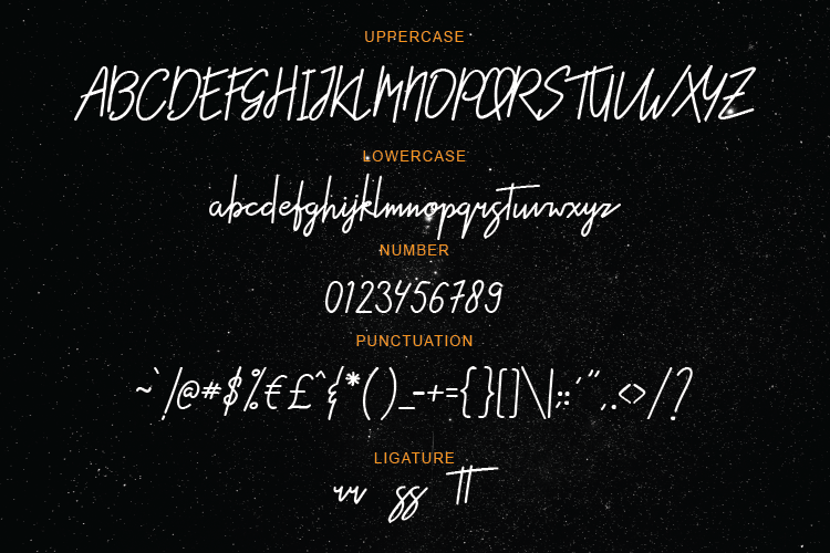 Styniar Font example image 6