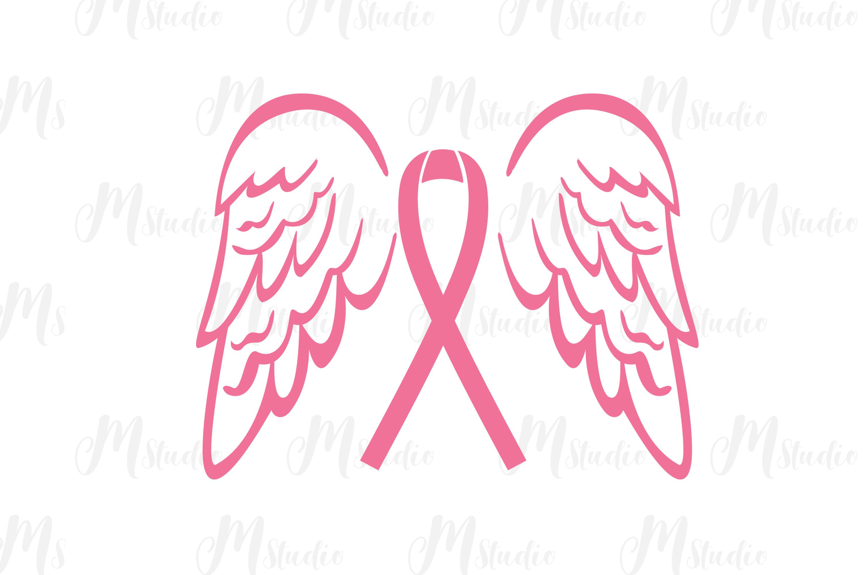 Cancer Awareness bundle SVG example image 23