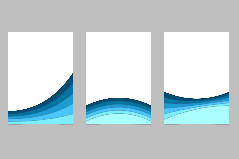 12 Brochure Templates (AI, EPS, JPG 5000x5000) example image 3