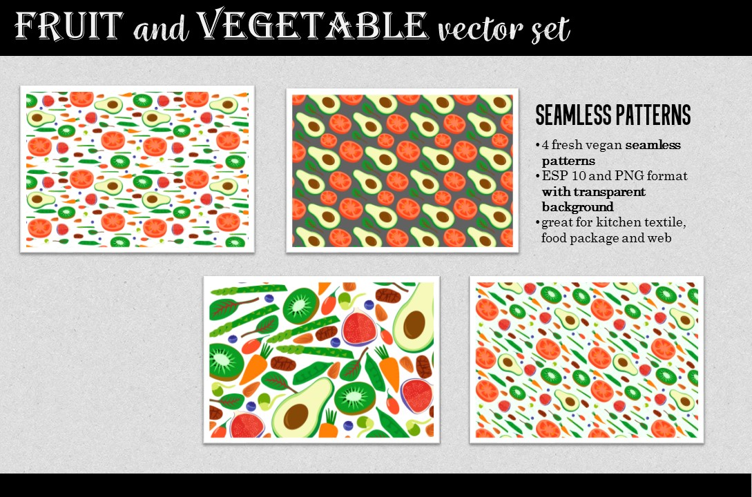 Vegan Design Kit example image 5