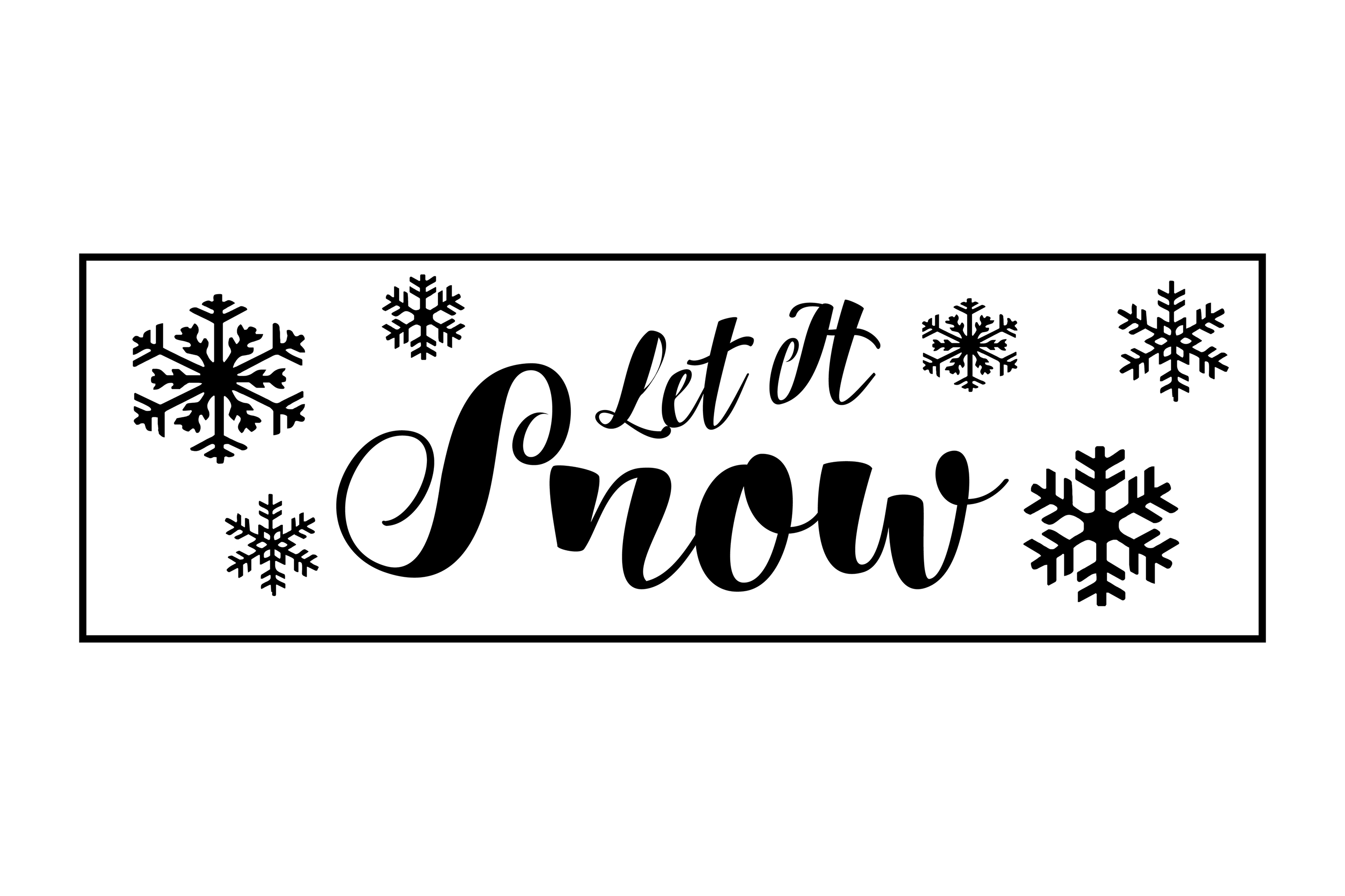 Christmas Porch Sign Bundle example image 19