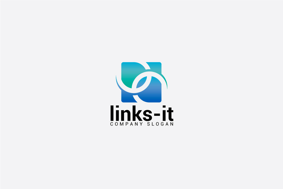 link it logo example image 2