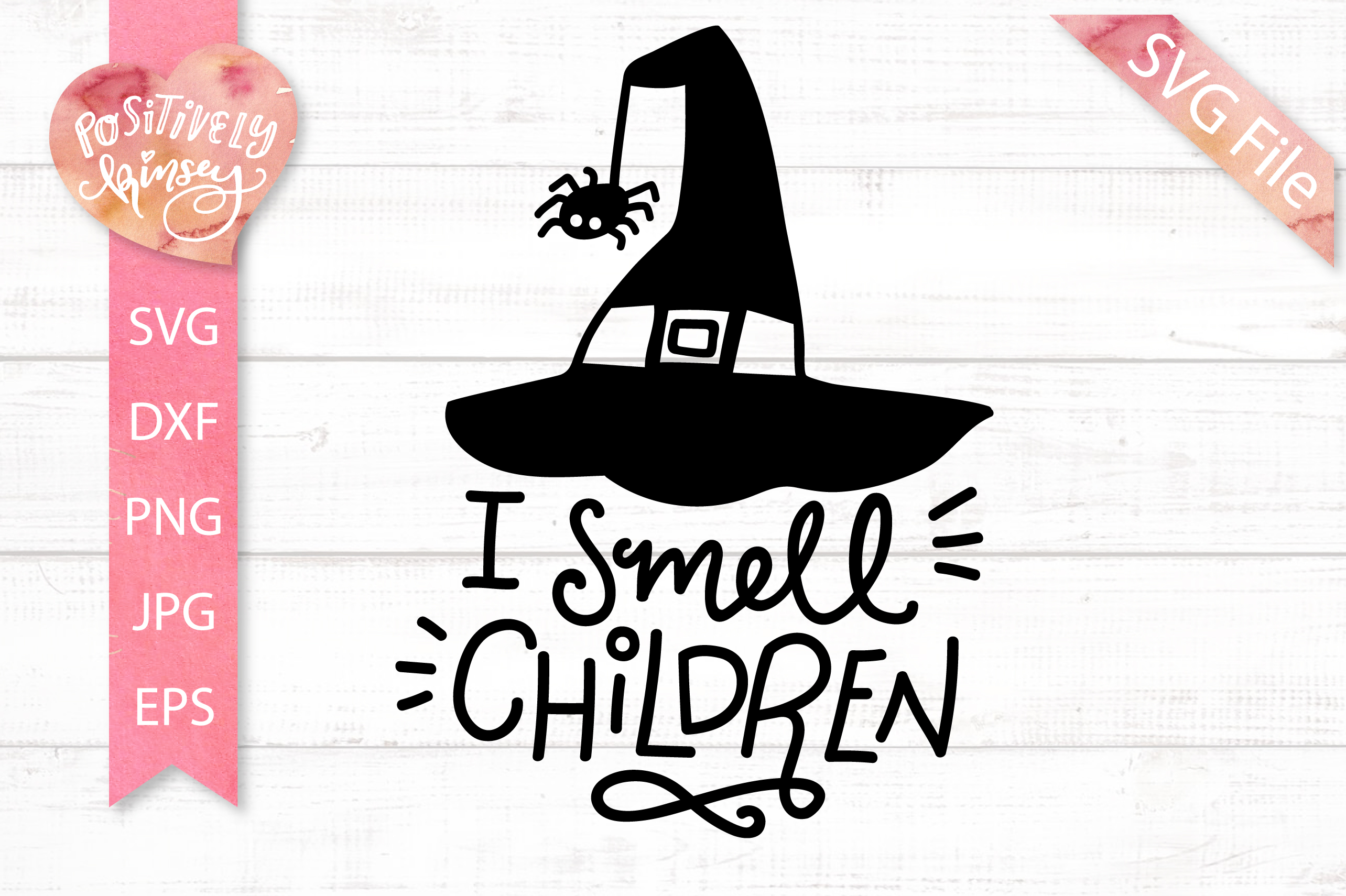 The Little Witch SVG Bundle, Halloween SVG DXF PNG EPS Files example image 18