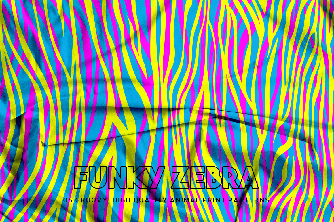 Funky Zebra example image 3