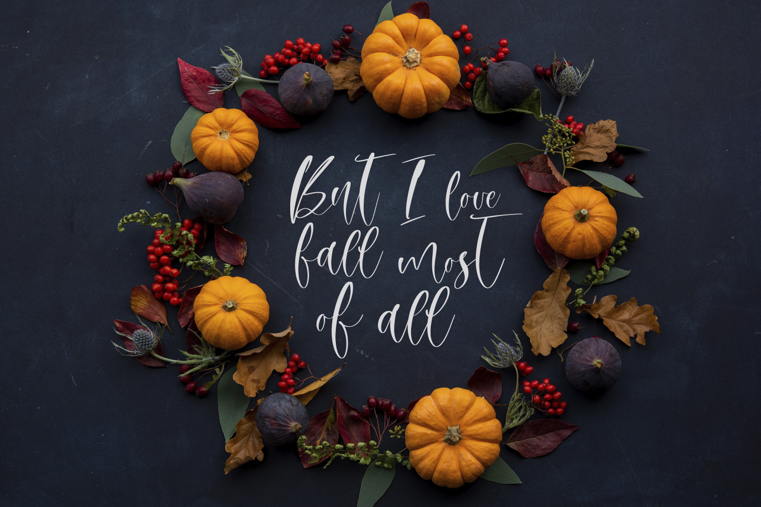 Autumn Dreams Font Duo example image 4