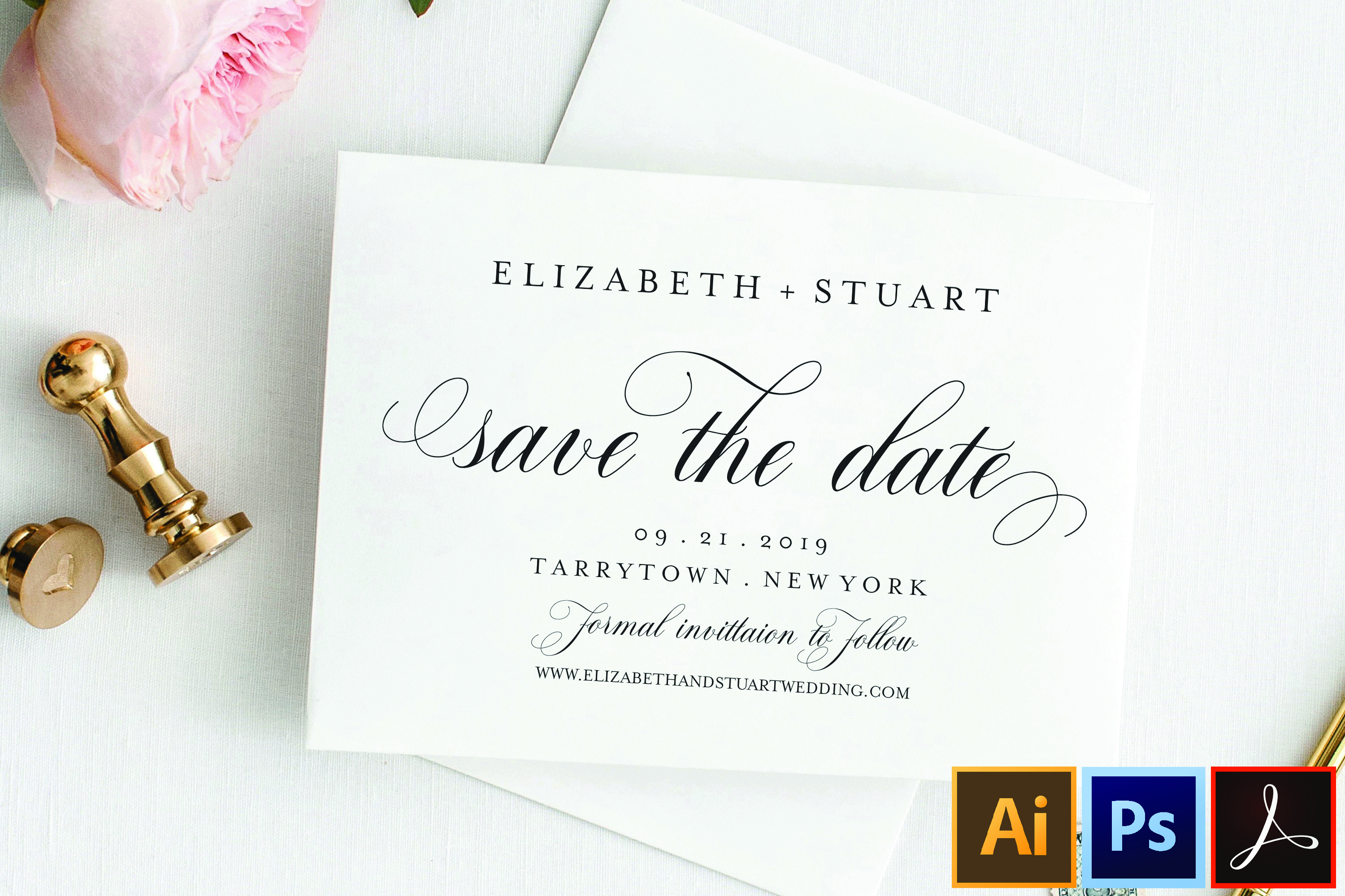 This is an image of Printable Save the Date pertaining to greetings island