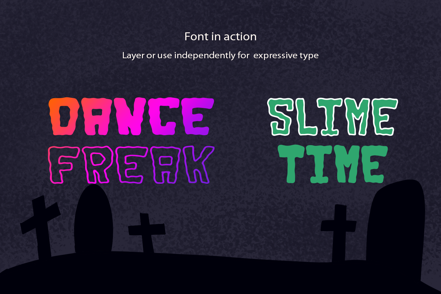 Zombie Dance - A terrifying type trick or treat! example image 6
