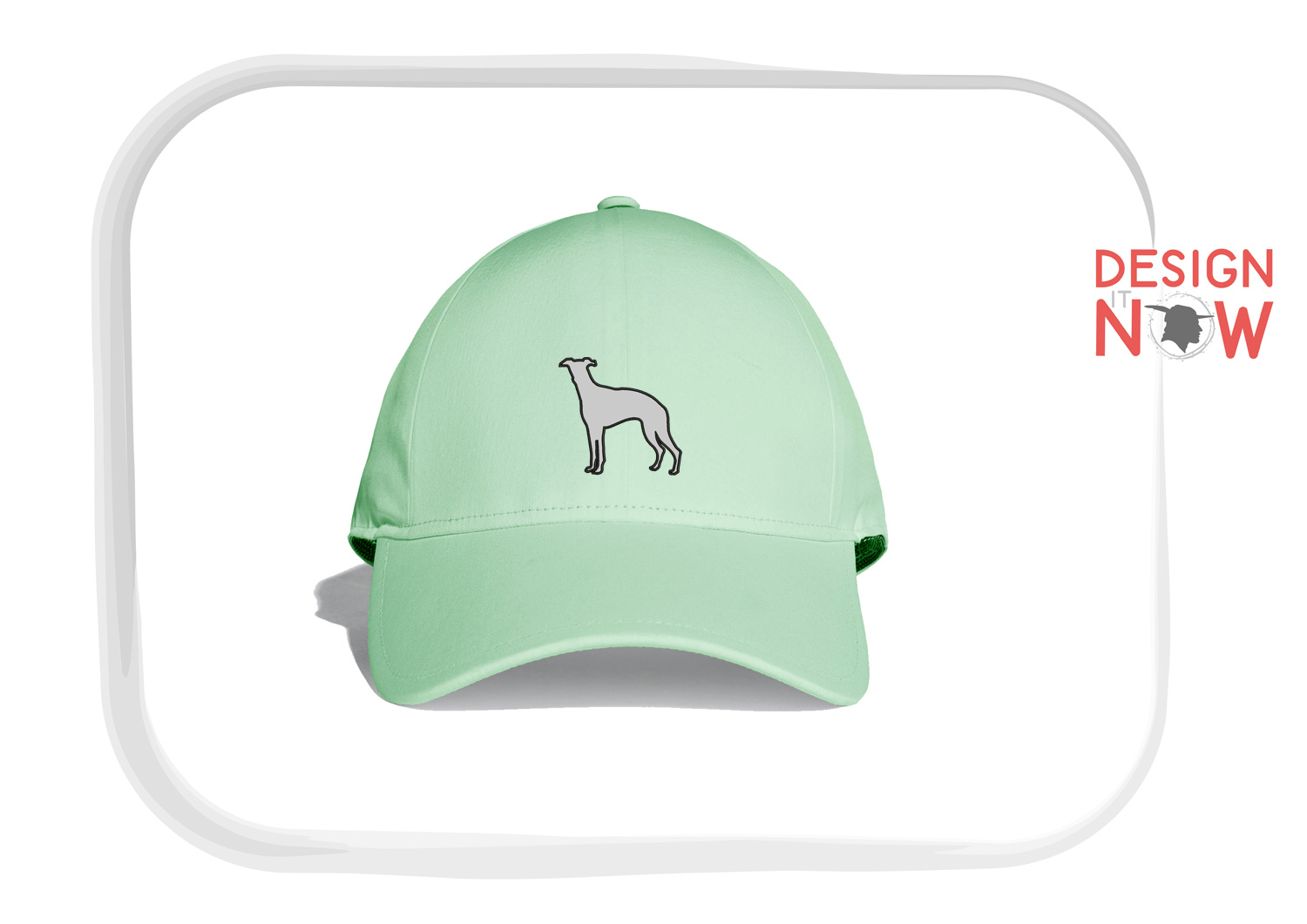 Whippet Dog Applique Design, Dog Embroidery Design example image 4