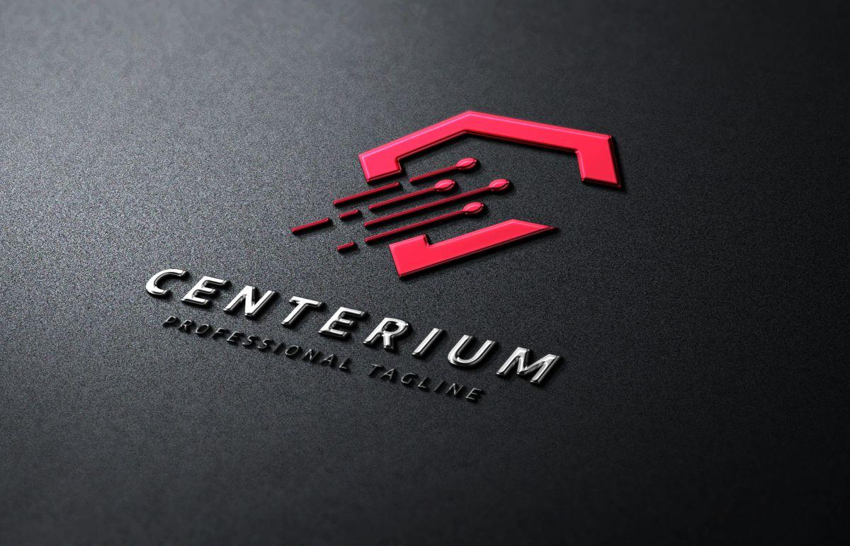 Centerium C Letter Logo example image 4