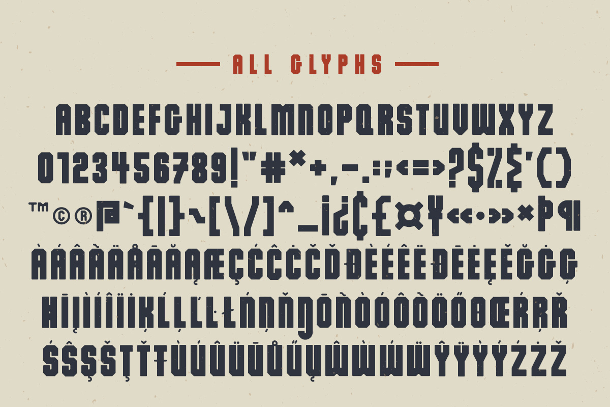 The Dalmation - Font Family example image 4