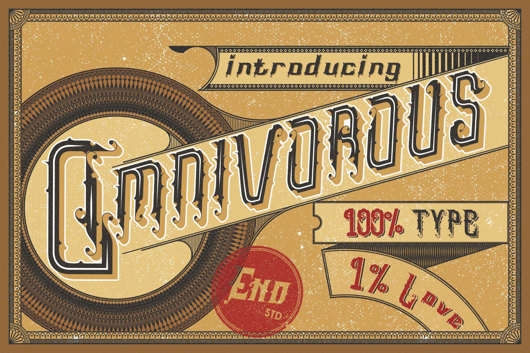 Omnivorous example image 1