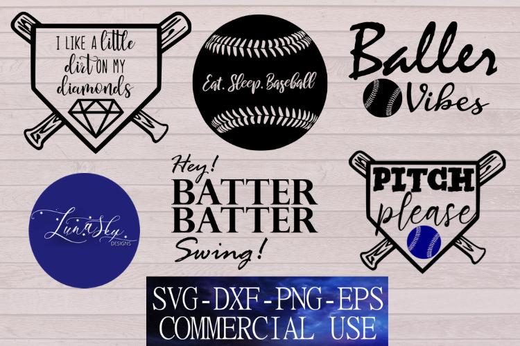 baseball bundle, baller, baseball, sports, pitches, homerun example image 1