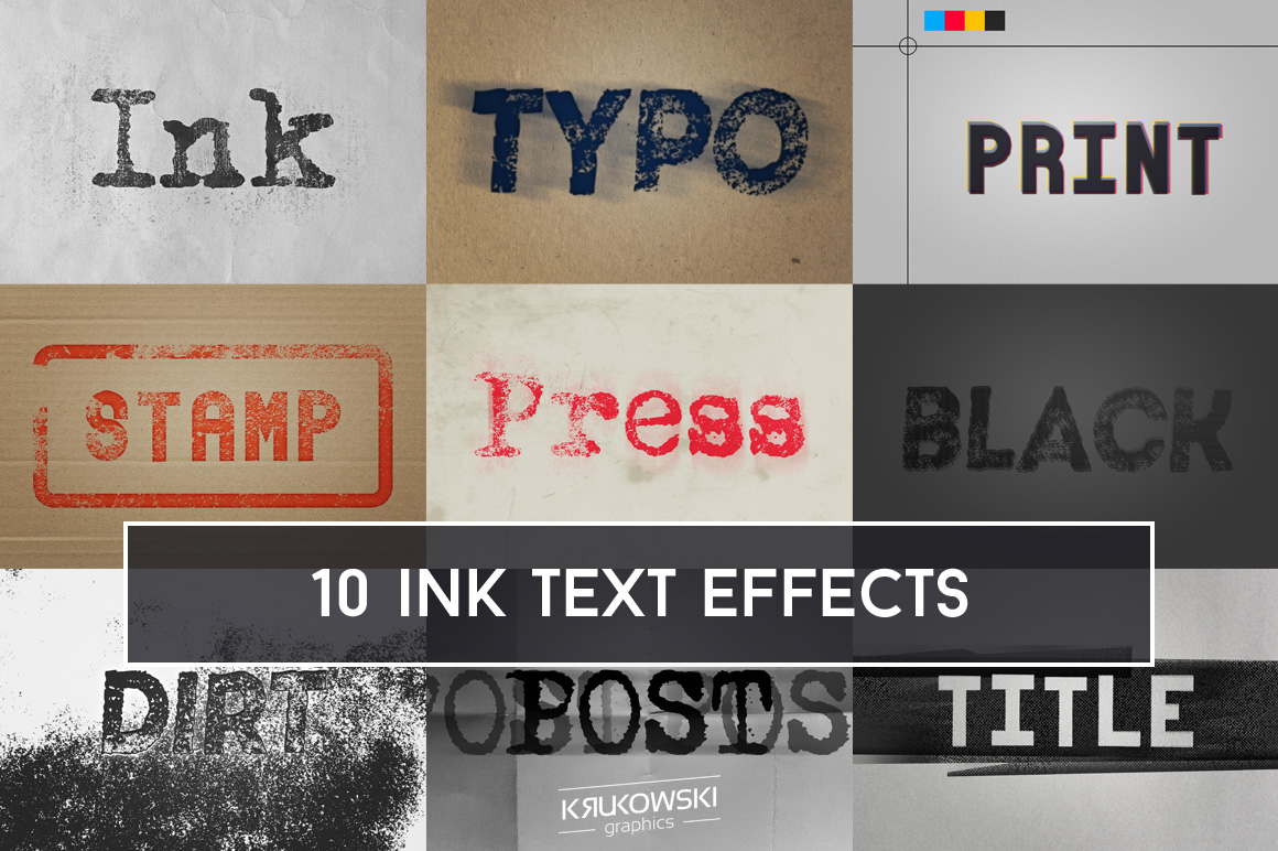 Sketch Text Effect Mockup example image 2