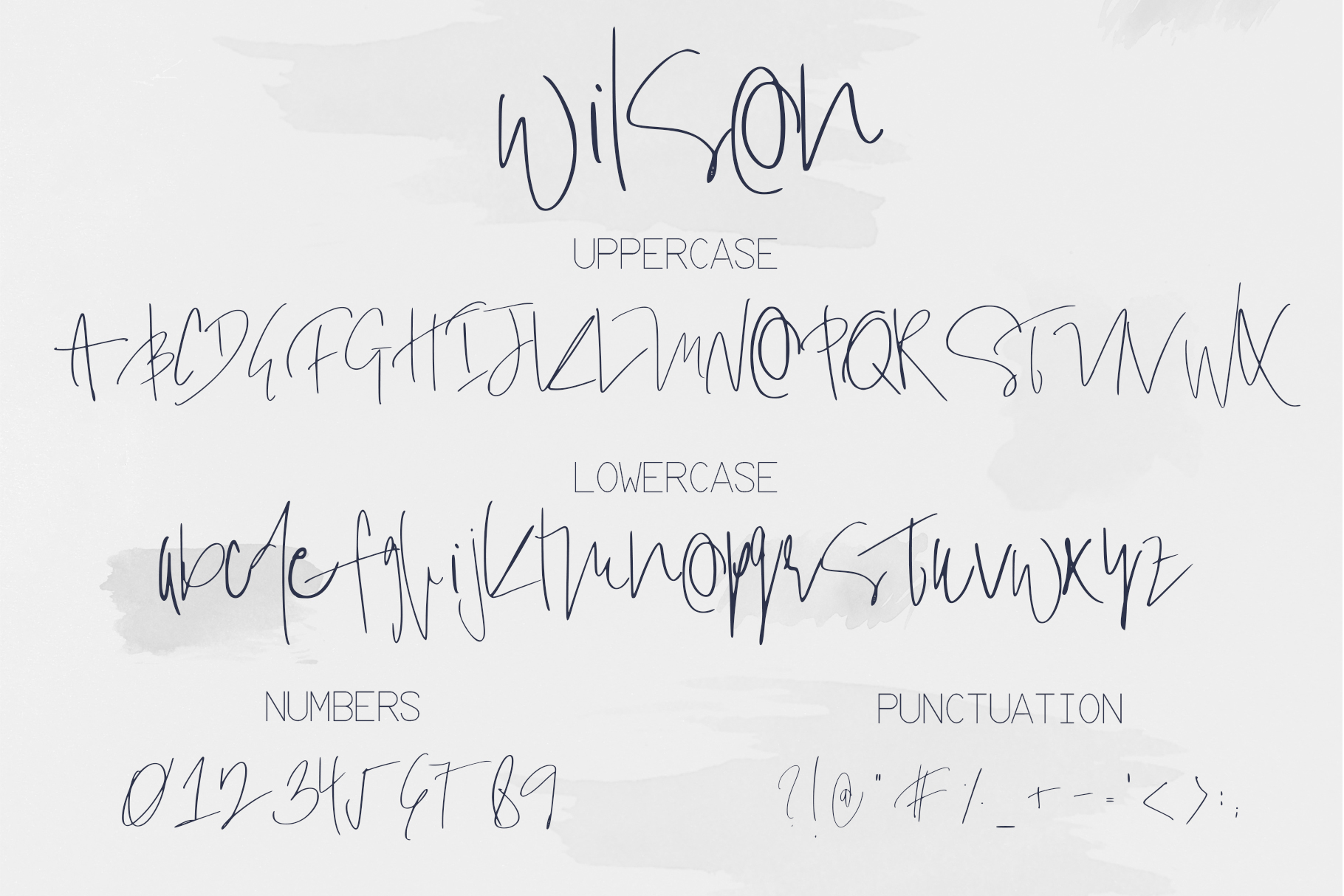 Wilson Font example image 8