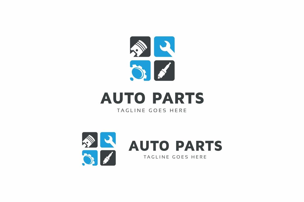 Auto Parts Logo example image 3