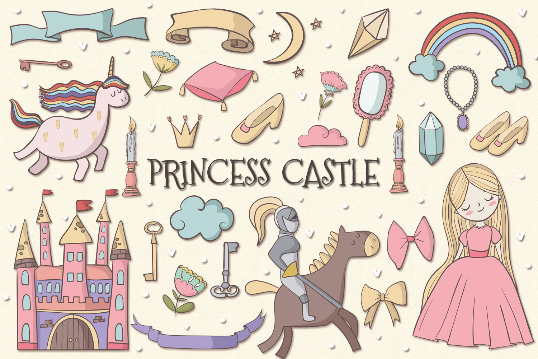 Princess Castle example image 1