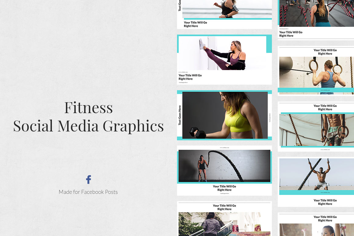 Fitness Facebook Posts example image 1