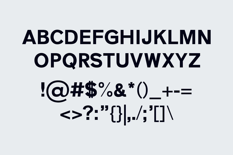 Zisel Sans Serif Typeface example image 3