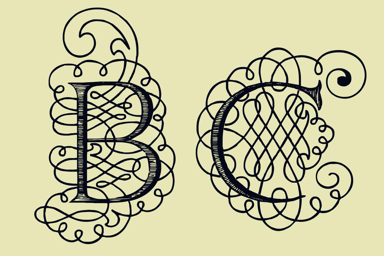 Calligraphia Latina Soft example image 4