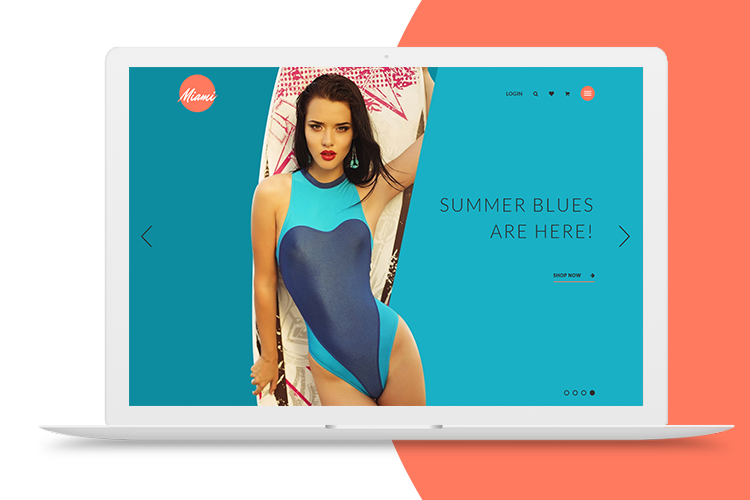 Miami Shopify Theme example image 1