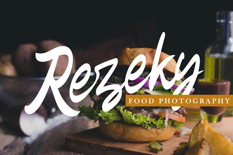 Rekyoto   Delicious Script Font example image 5