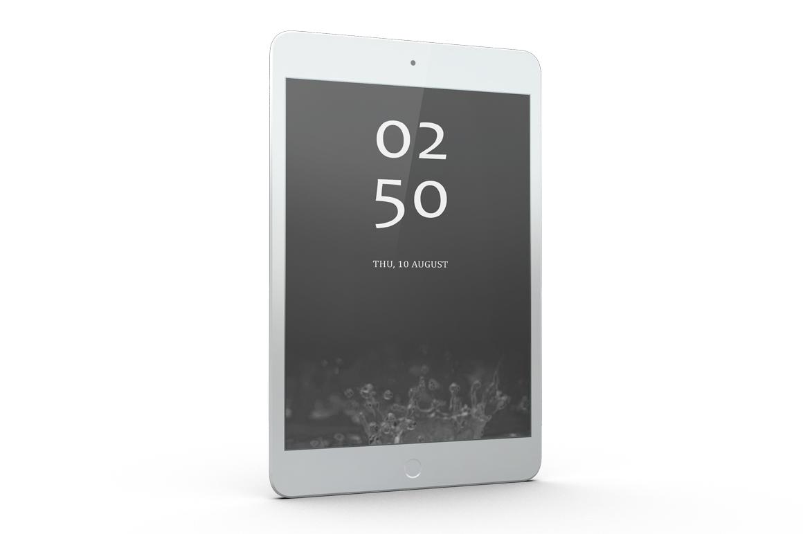 iPad Mini 4 Mock-up example image 12