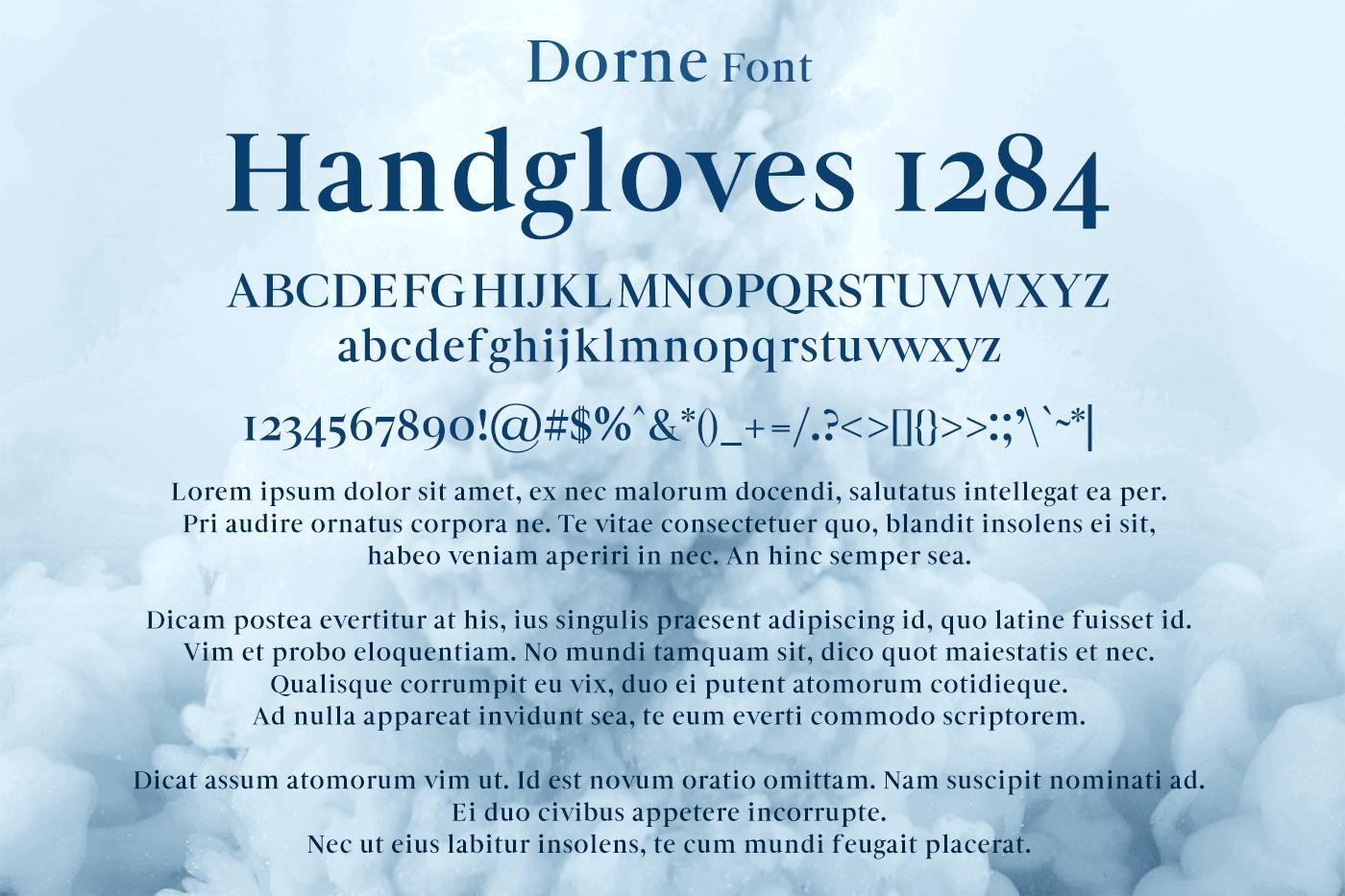Dorne Font example image 2