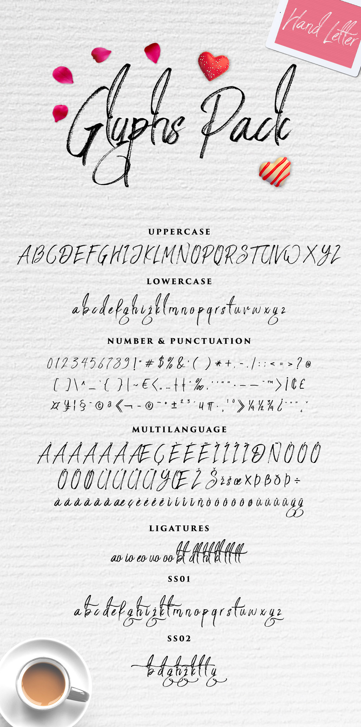 Strongloves - Handwritting Font example image 6