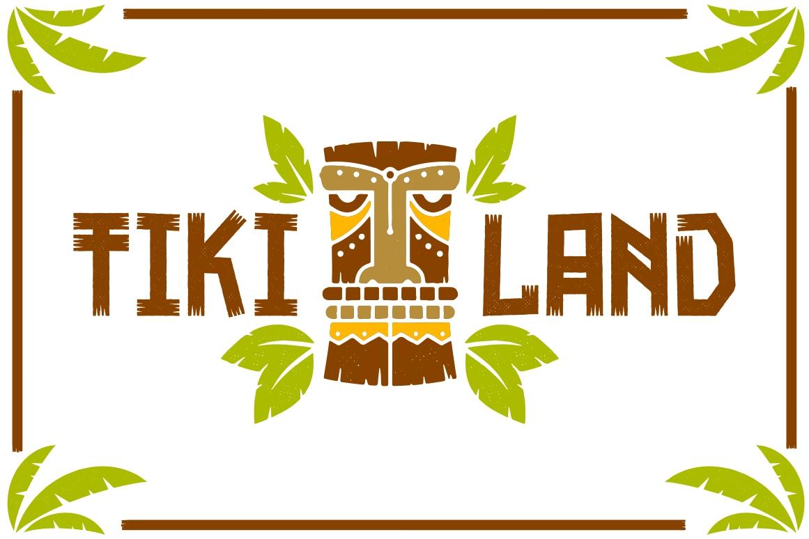 Tikiland example image 1