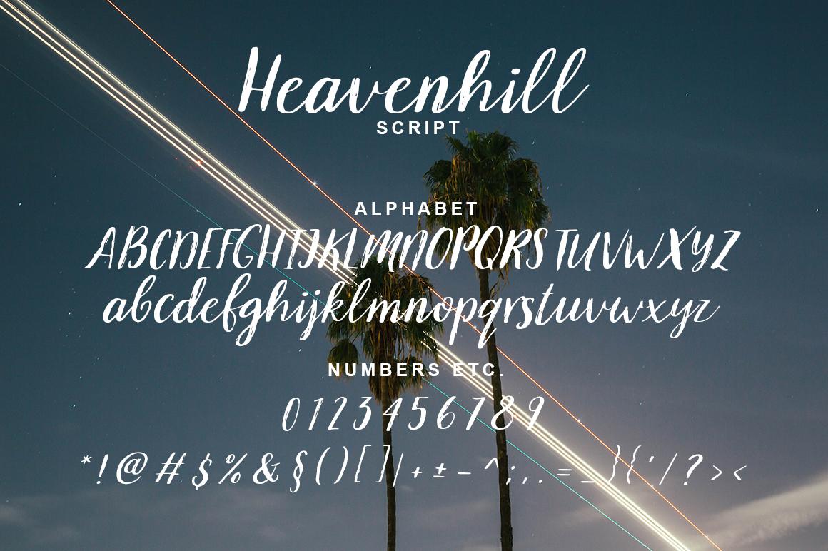 Heavenhill example image 6