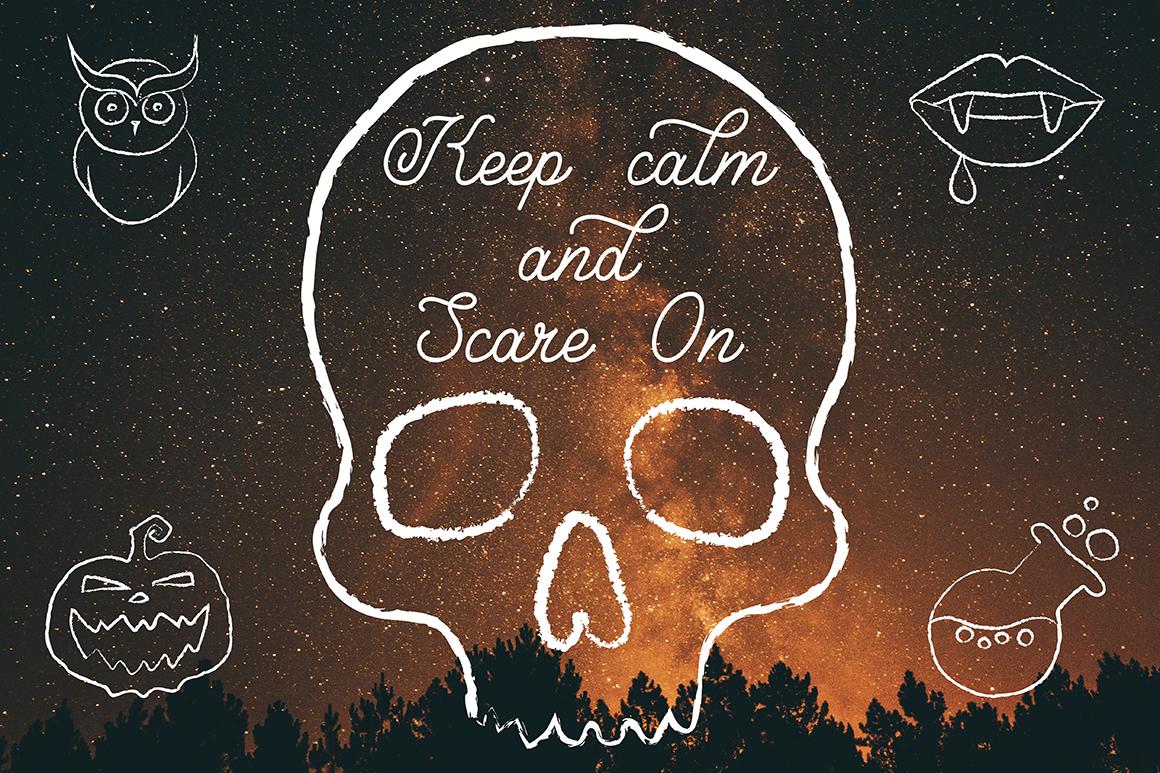 Spooky Halloween Bundle example image 4