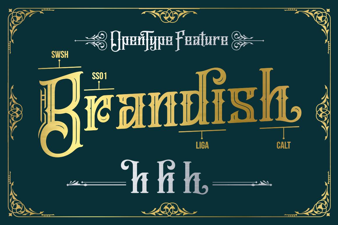 Jailetter Typeface example image 3