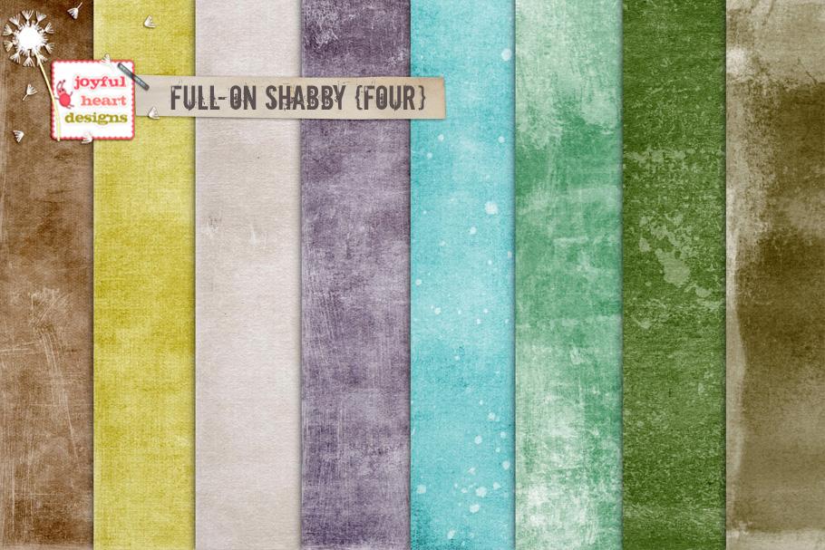 Full-On Shabby {four} example image 1