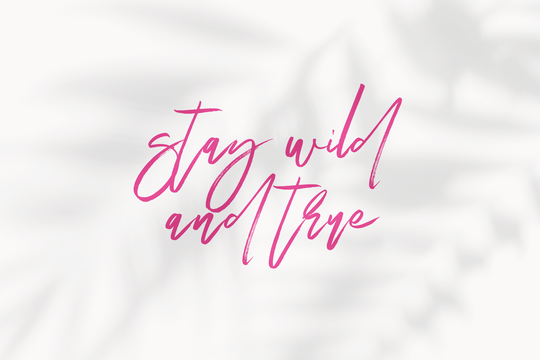 Magic Winter - A Serif/Script Handwritten Font Duo example image 13