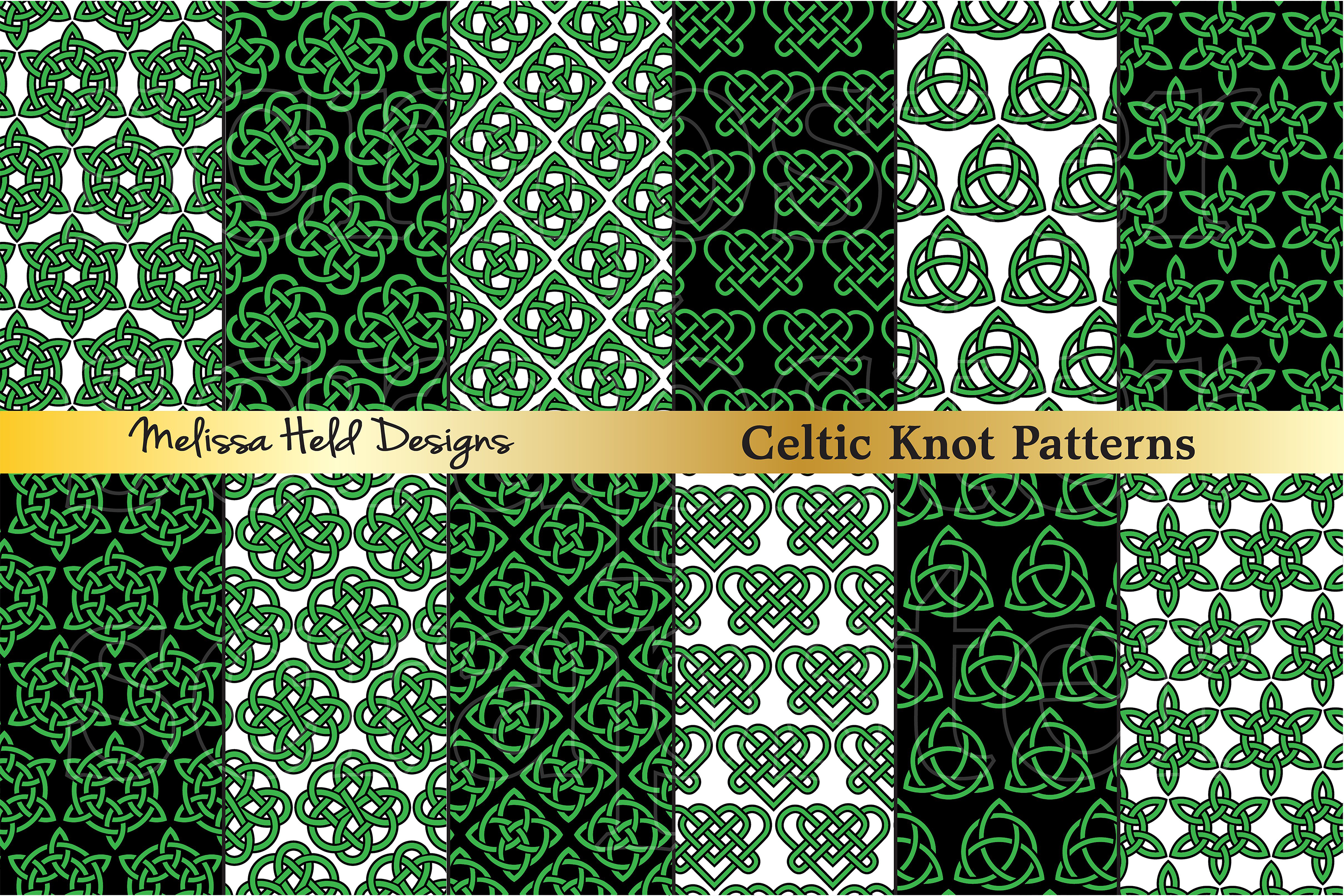 Celtic Knot Patterns example image 1