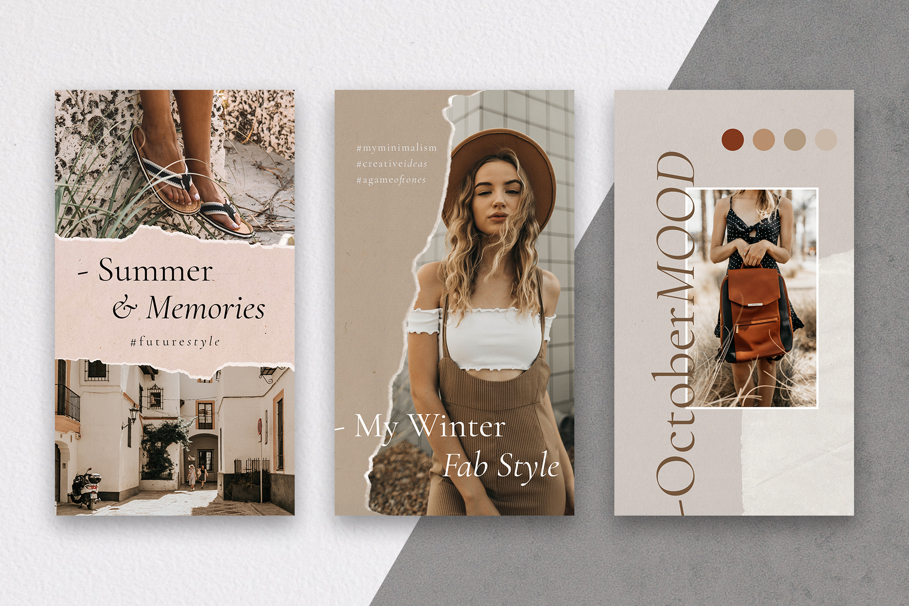 #InstaBabe - Creative & Modern Instagram Story Templates example image 10