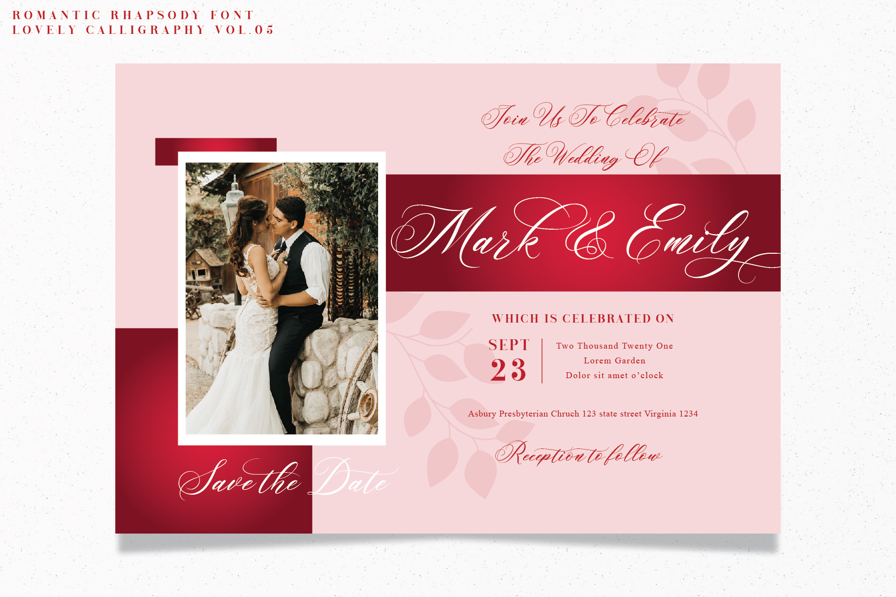 Lovely Calligraphy Collections example image 10