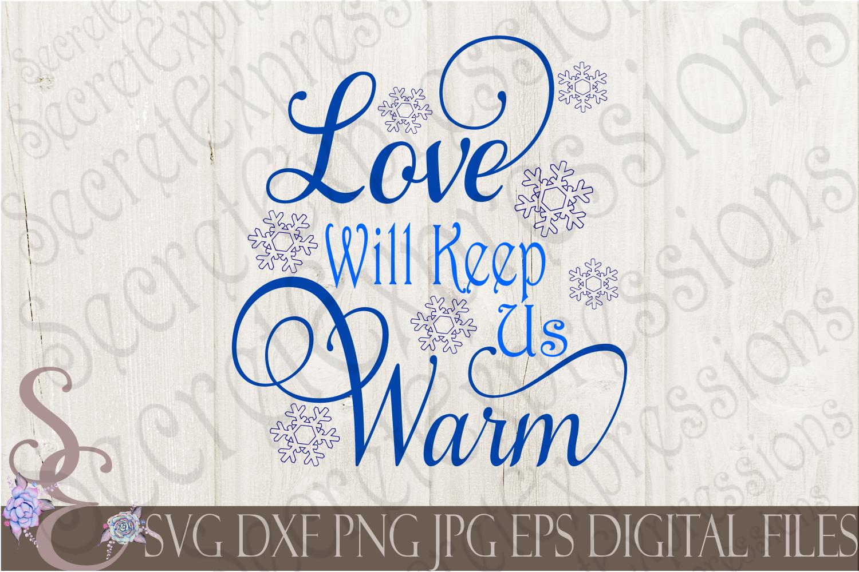 Winter SVG Bundle 10 Designs example image 8
