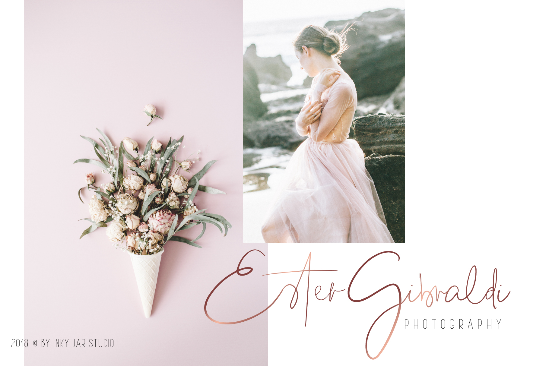 The Girl Font Duo 12 Instagram Post Templates example image 9