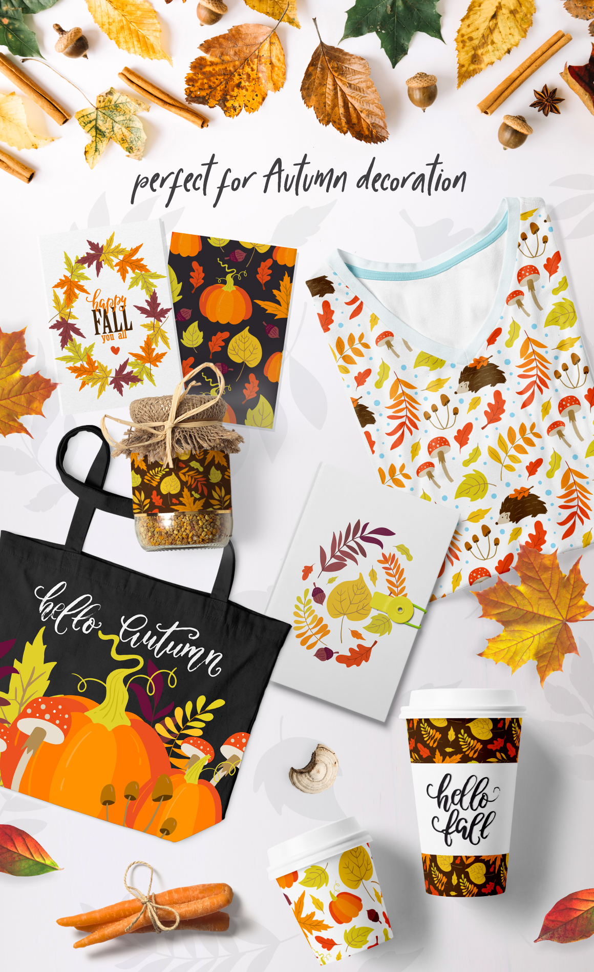 Autumn Vibes collection example image 9