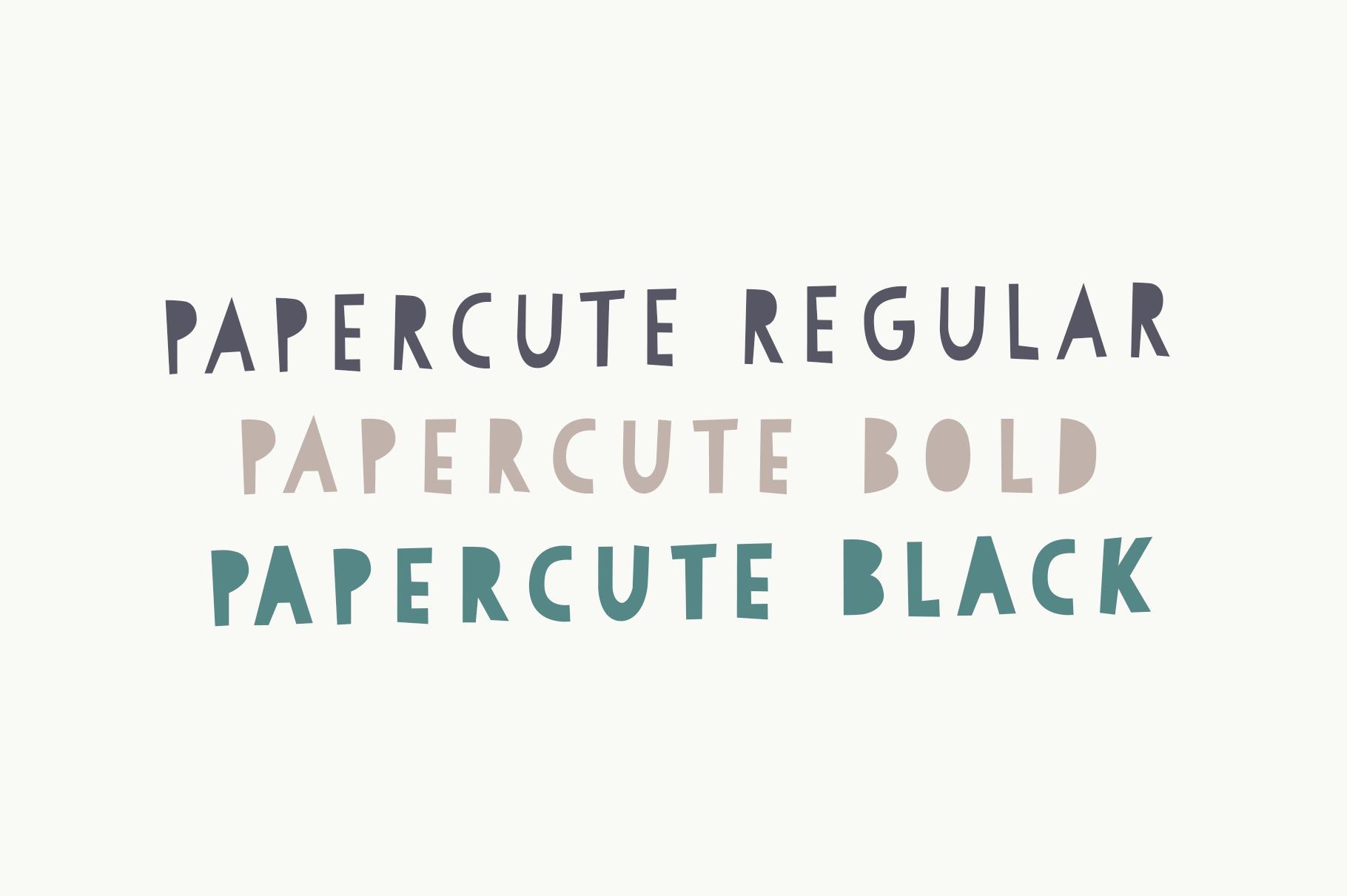 Papercute example image 3