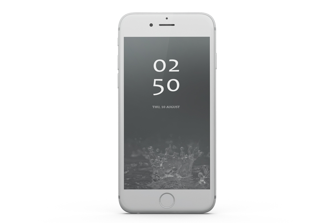 iPhone 6S Mockup example image 11