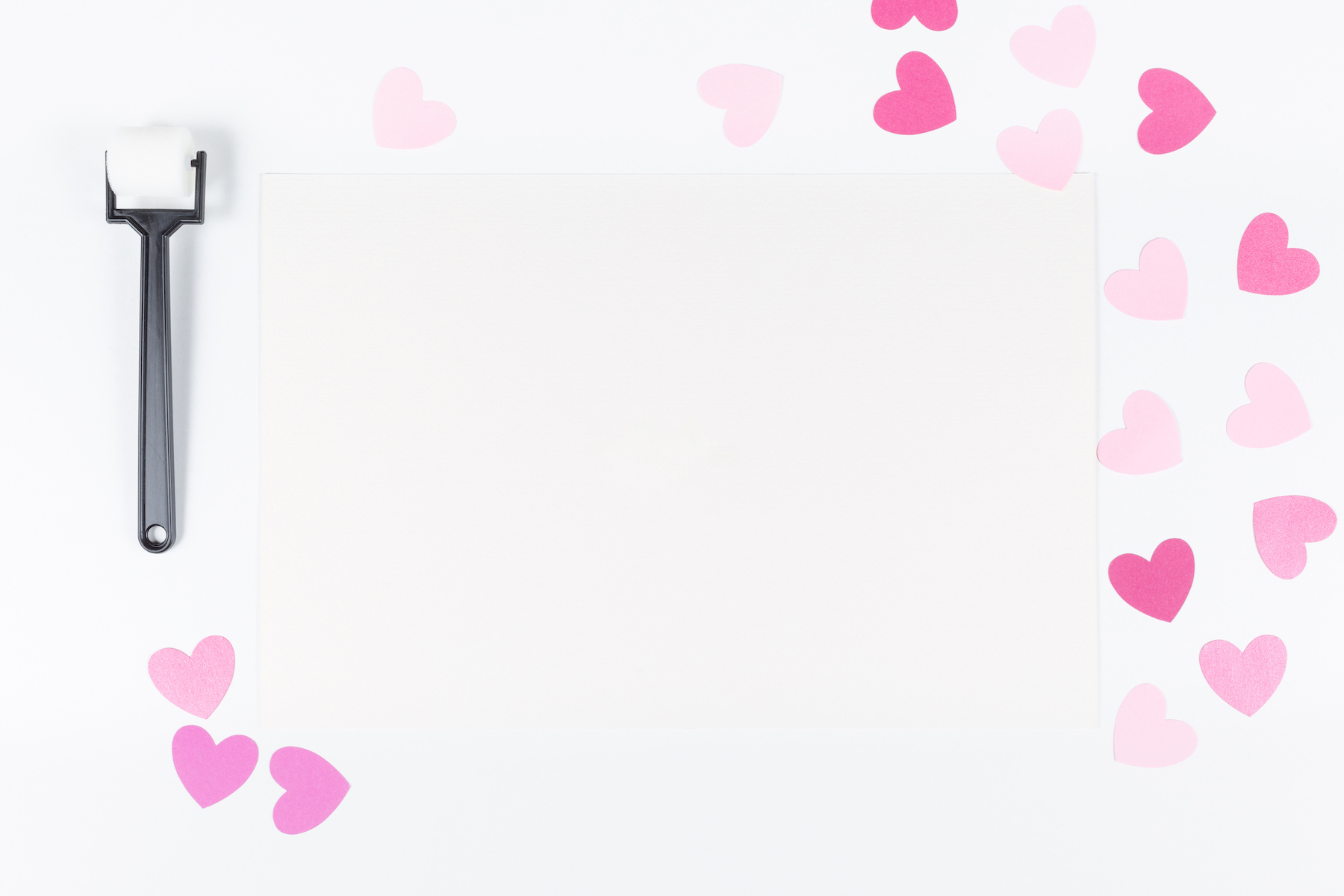 Set of 8 Valentine's Mockup's example image 5