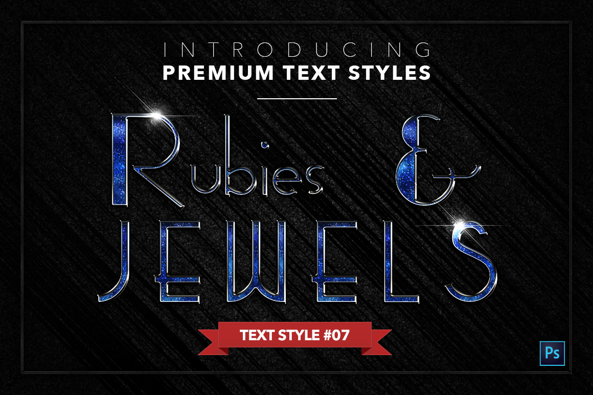 Rubies & Jewels #1 - 20 Text Styles example image 8
